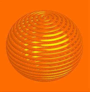 sphere-web